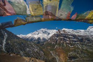 Nepál - trek okruh okolo Annapuren