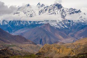 Nepál - trekking okolo Annapuren a Poon Hill